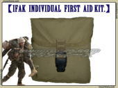 IFAK INDIVIDUAL FIRST AID KIT/ファーストエイドキット 『中古良の上』
