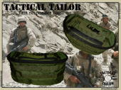 TACTICAL TAILOR/First Responder Bag (オリーブドラ) 『新品』