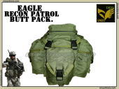 EAGLE RECON PATROL BUTT PACK/リーコンパトロールブットパック(OD) 『新品』