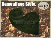 MIL-TEC Camouflage Stole/ストール(OD) 『新品』
