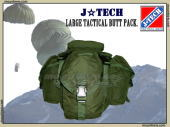 J-TECH/LARGE TACTICAL BUTT PACK(ブットパック) 『新品』