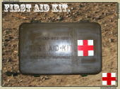 FIRST AID KIT CASE/ファーストエイドキットケース 『中古良品』