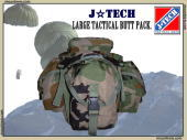 J-TECH/LARGE TACTICAL BUTT PACK(ブットパック) 『極上品』